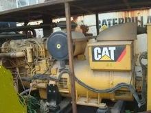 Used Caterpillar generator set C18, electric power generation