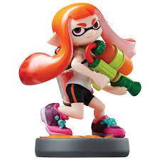 Nintendo amiibo Splatoon Series Figure (Inkling Girl)