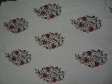 New product cotton hand block print fabric / Indian Hand Block Printed Jaipur Cotton Natural Indigo Dye