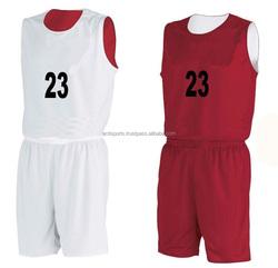 Reversible Basketball uniform