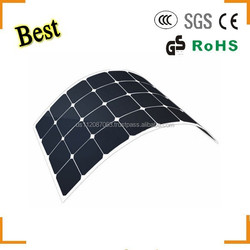 flexible transparent thin film solar panel with CE,TUV,UL,MCS