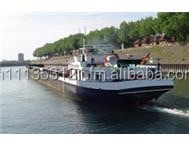 New 2200 DWT Dry Bulk Cargo Barge for sale