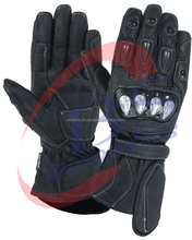 Motorbike Specialized Leather Gloves