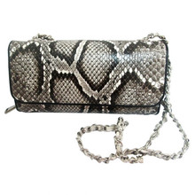 Genuine Python Snake Leather Handbag