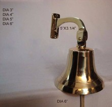 Marine Brass Ship Bell ~ Fog Bell for ship and vessel