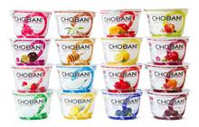 Exotic Chobani Yogurt