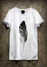 Fashion 100% Cotton Cheap long Men's Custom Printed T-shirt
