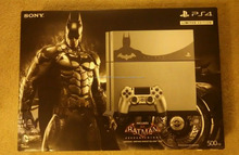 Free Shipping For PS4 Batman Arkham Knight Limited Edition Bundle 500GB Sony Playstation 4 Console