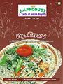 Vegetales briyani/listo para comer
