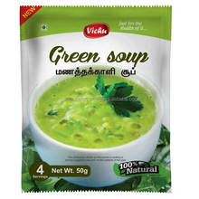 Superior grade Green Soup for sale