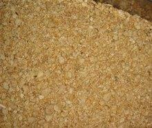 High protein de-oiled soybean meal