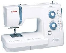 Tacsew GC6-6 Walking Foot Sewing Machine, Set Up Power Stand