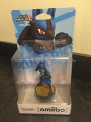 Brand New Amiibo Nintendo Lucario Amiibo Figure