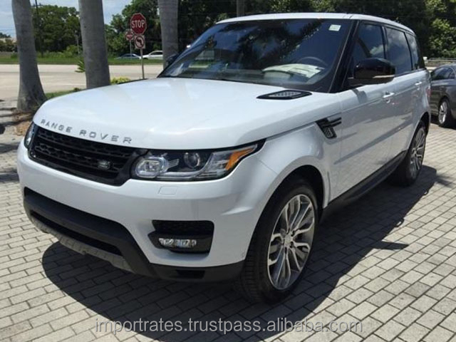 export ready 2016 land rover range rover sport supercharged v8 awd suv buy range rover. Black Bedroom Furniture Sets. Home Design Ideas