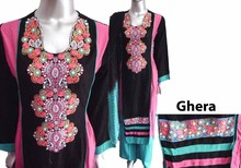 Pakistani Formal Dresses Casual and Trendy Ladies Wear Designs in Vibrant Colors.