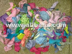 Хлопок светлый цвет чулочно-носочные изделия клипы / домашний текстиль отходов