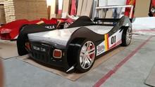 2015 New design GT bed 8008STT1SPK-01 GT black boy GT Racing car bed
