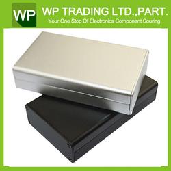 Custom aluminium powder box for power supply