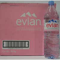 EVIAN pet 33cl x 24 French mineral water