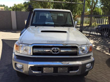 Used Toyota Land Cruiser LX 76 4.2Diesel S/C Pickup 2012