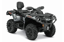 Wholesales Price for 2015 Can-Am Outlander MAX XT 1000 - Brushed Aluminum ATV