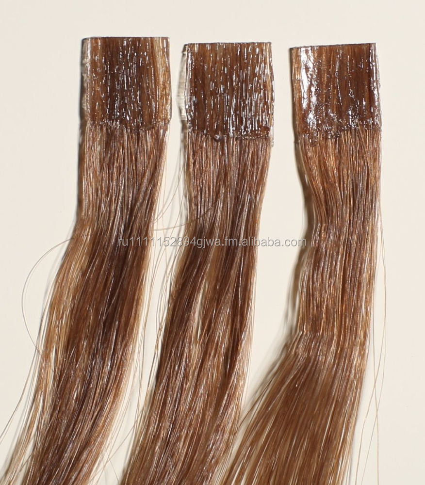 Pre Bonded Hair Extensions Explained Triple Weft Hair