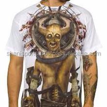 Big Size Sublimated T-shirts