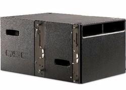 QSC WL212sw Wideline Line Array Dual 12 Inch Subwoofer (Black)