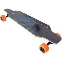 Yuneec E-GO Cruiser 400W Electric Skateboard- Lithium Battery- Wireless Remote