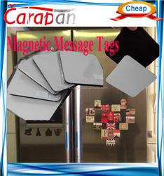 9.5*9.5 cm Custom Blank Sublimation Fridge Magnet ,wooden MDF blank sublimation Messages magnets