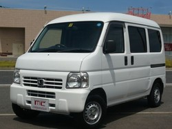 Popular and japanese japan van Honda ACTY 2005 used car at reasonable prices
