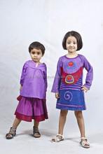 Tunics/Nepal/Skirts/Dresses/Girls/Kurta/Tops / All Color/K 25