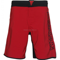 Fully sublimated fabric shorts mma without brand, Paypal Accepted