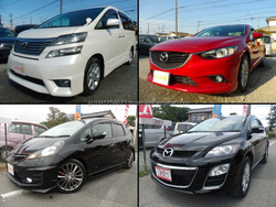 Wide variety of durable used car Mazda 3 , spare parts available