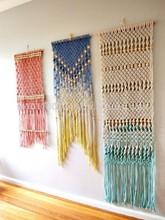 macrame bella cortinas de encaje