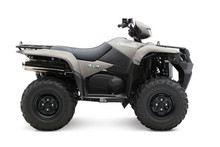 DISCOUNT PRICE FOR 2015 Suzuki KingQuad 750AXi Power Steering Limited Edition ATV