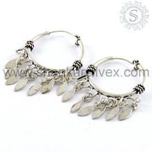 Sterling Silver Earrings Wholesale, Hot Selling Silver Jewelry, 925 Silver Earrings Jewelry for Women ERPS1134-16