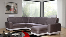 Corner sofa bed with storage Royal