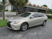 USED CARS - TOYOTA CAMRY SE - REAR (LHD 820345)