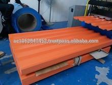 Roof Solution - Corrugated Profile Sheet L Flashing Elbow Curve Sheet in Dubai Abu Dhabi UAE