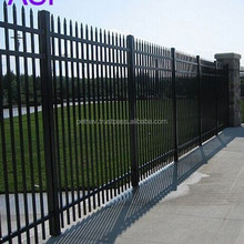 boundary fencing,welded fence panel gate,square metal fence posts