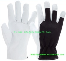 High quality slip resistance impact protection working gloves/ work gloves/ rigger gloves