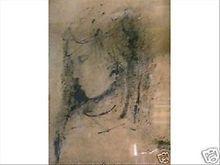 Jessica by Anton Weiss - Original Ink