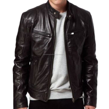 Fashion Cheap Mens Leather Jacket,cheap mens leather,good quality leather jacket from Pakistan