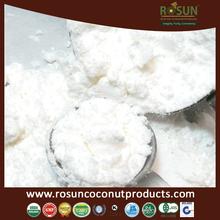 Coco orgánico leche en polvo leche de coco a granel