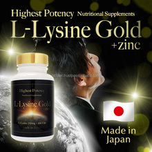 Popular and High-security health care products Hair regrowth supplement with multiple functions made in Japan