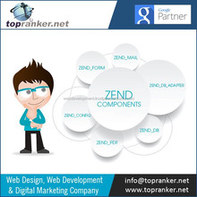 Hire Professional/Reliable and Best Programmer for Zend Web 2.0 Web Application Development