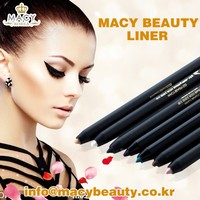 waterproof gel eyeliner pencil/cheap wholesale pencils/korea makeup eyeliner