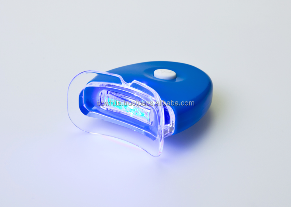 mini blue light teeth whitening view teeth whitening light sowhite. Black Bedroom Furniture Sets. Home Design Ideas
