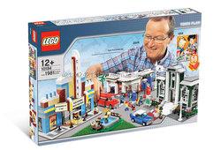 Original New Sealed Set Town Plan 10184
